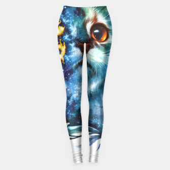 Miniatur cat .4 Leggings, Live Heroes