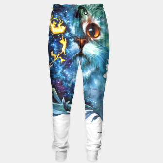 Thumbnail image of cat .4 Sweatpants, Live Heroes