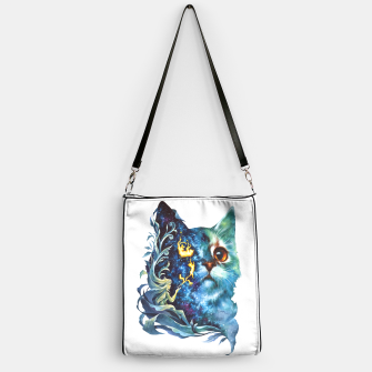 Thumbnail image of cat .4 Handbag, Live Heroes