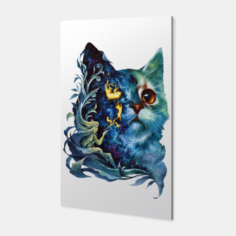 Thumbnail image of cat .4 Canvas, Live Heroes