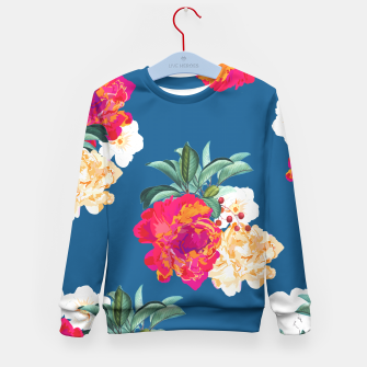 Thumbnail image of Romancing Nature Kid's Sweater, Live Heroes