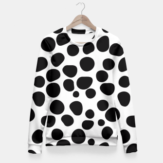 Thumbnail image of Never Change Your Spots Fitted Waist Sweater, Live Heroes