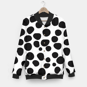 Thumbnail image of Never Change Your Spots Baseball Jacket, Live Heroes