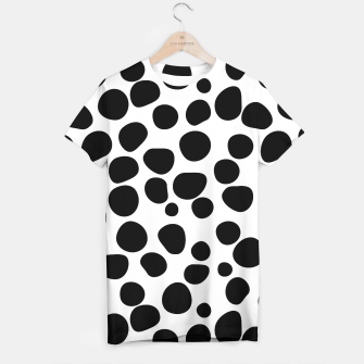 Thumbnail image of Never Change Your Spots T-shirt, Live Heroes