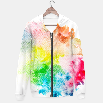 Imagen en miniatura de Colorful Mix of Colors Hoodie, Live Heroes
