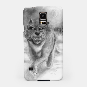 Thumbnail image of Direwolf Samsung Case, Live Heroes