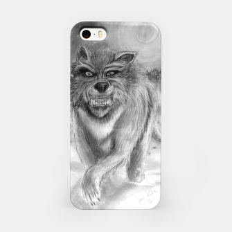Thumbnail image of Direwolf iPhone Case, Live Heroes