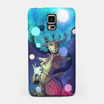 Thumbnail image of Yggdrasil Samsung Case, Live Heroes