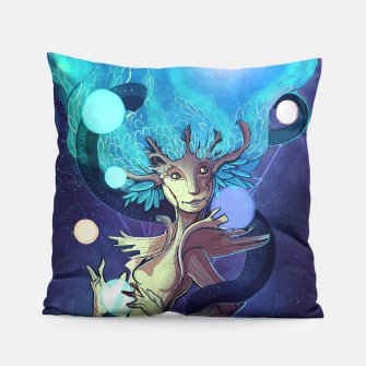 Thumbnail image of Yggdrasil Pillow, Live Heroes