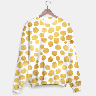 Thumbnail image of Gold Spots Sweater, Live Heroes