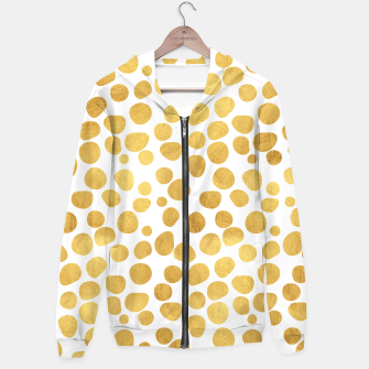 Thumbnail image of Gold Spots Hoodie, Live Heroes