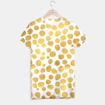 Thumbnail image of Gold Spots T-shirt, Live Heroes