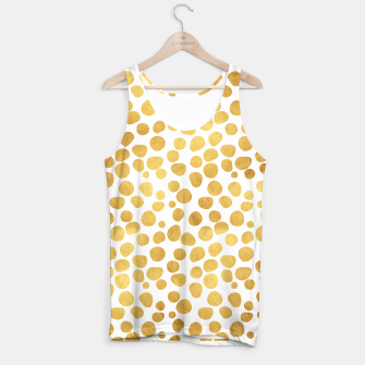 Thumbnail image of Gold Spots Tank Top, Live Heroes