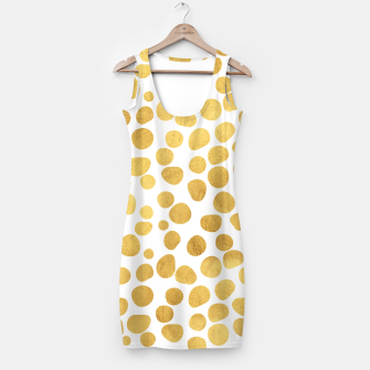 Thumbnail image of Gold Spots Simple Dress, Live Heroes
