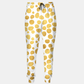 Thumbnail image of Gold Spots Sweatpants, Live Heroes