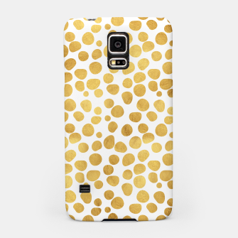 Gold Spots Samsung Case thumbnail image