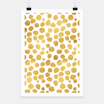 Thumbnail image of Gold Spots Poster, Live Heroes