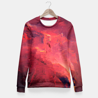 Thumbnail image of Hooked Fitted Waist Sweater, Live Heroes