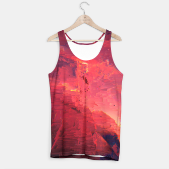 Thumbnail image of Hooked Tank Top, Live Heroes