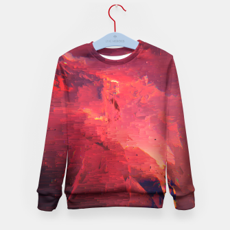 Thumbnail image of Hooked Kid's Sweater, Live Heroes