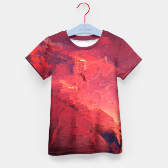 Thumbnail image of Hooked Kid's T-shirt, Live Heroes