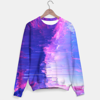 Thumbnail image of Blue Print Sweater, Live Heroes