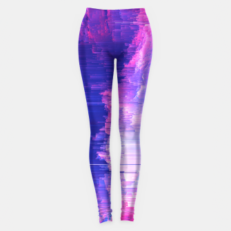 Thumbnail image of Blue Print Leggings, Live Heroes