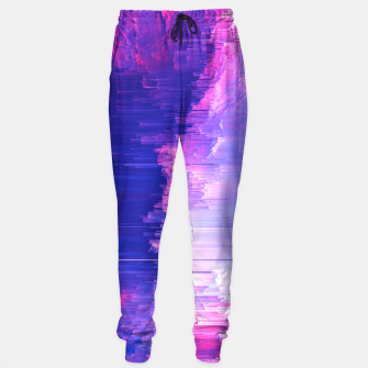 Thumbnail image of Blue Print Sweatpants, Live Heroes