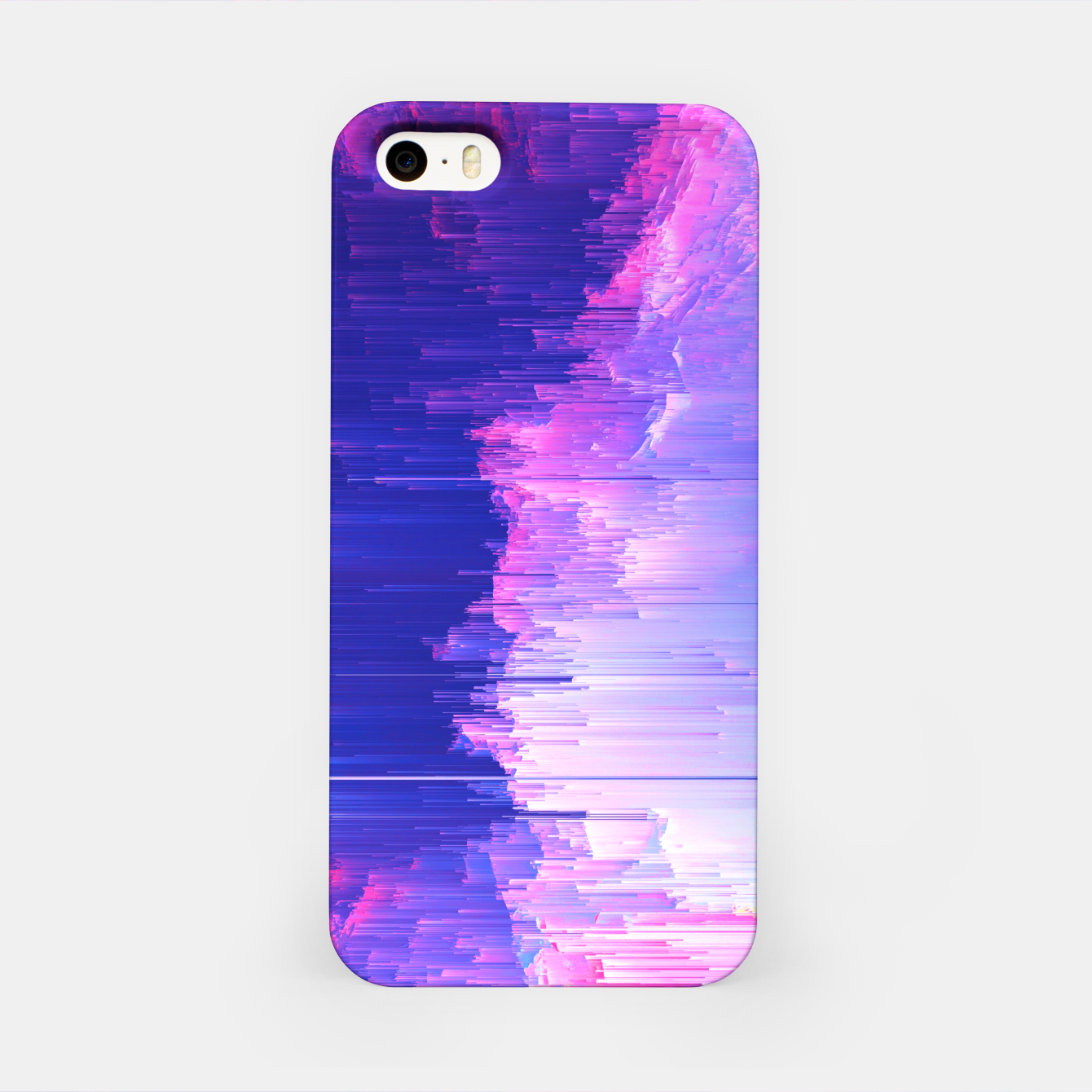 Image of Blue Print iPhone Case - Live Heroes
