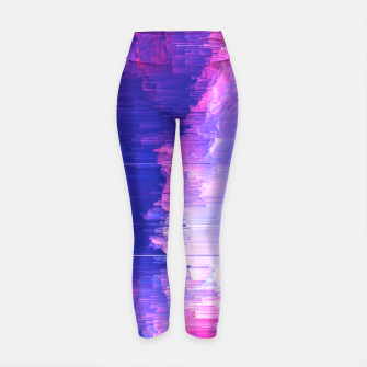 Thumbnail image of Blue Print Yoga Pants, Live Heroes