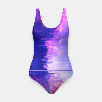 Thumbnail image of Blue Print Swimsuit, Live Heroes