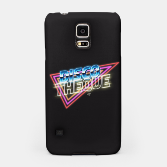 Thumbnail image of Discotheque Samsung Case, Live Heroes