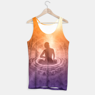 Thumbnail image of Yoga Tank Top, Live Heroes