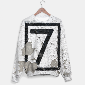Number 7 Sweater obraz miniatury