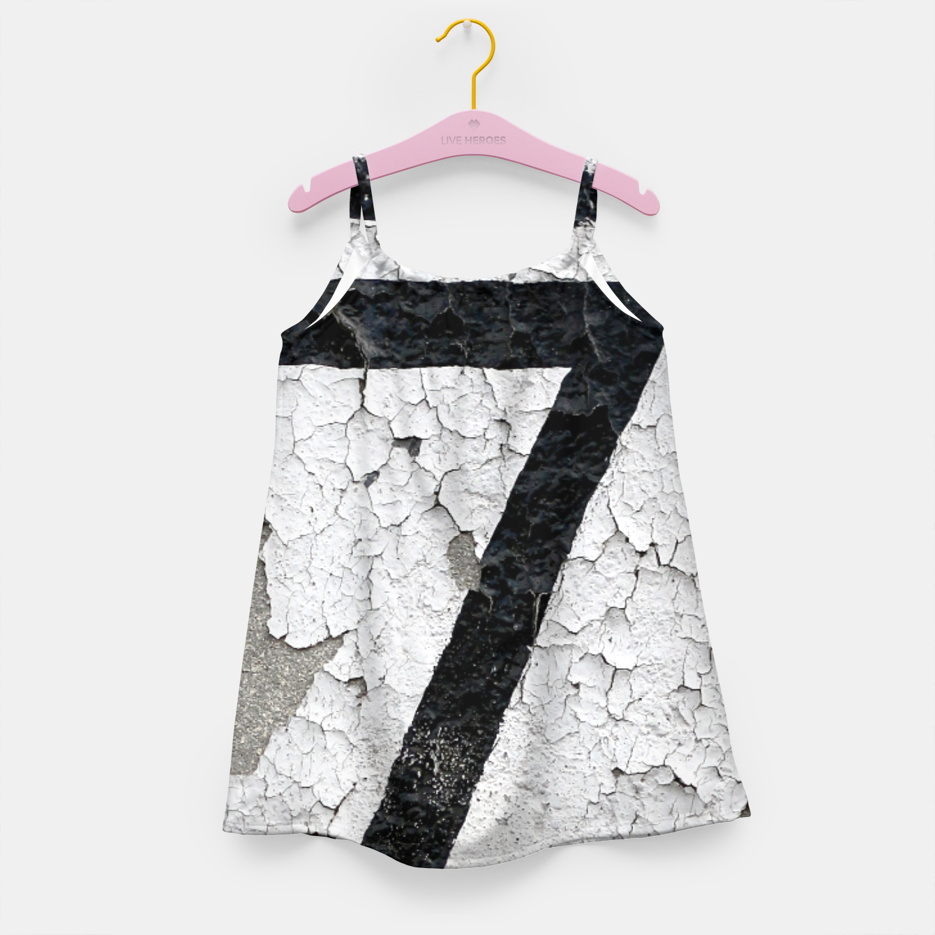 Zdjęcie Number 7 Girl's Dress - Live Heroes