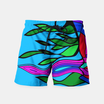 Thumbnail image of Summerscape Swim Shorts, Live Heroes