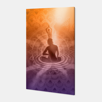 Thumbnail image of Yoga Canvas, Live Heroes