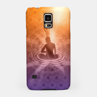 Thumbnail image of Yoga Samsung Case, Live Heroes