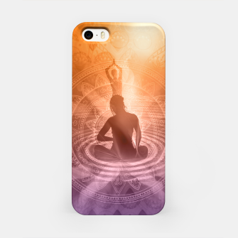 Thumbnail image of Yoga iPhone Case, Live Heroes