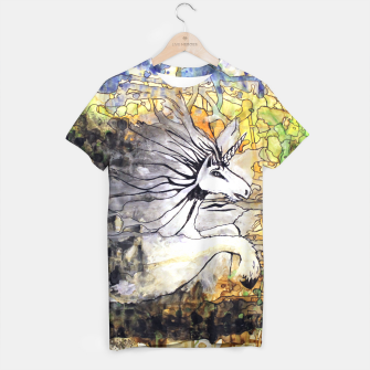 Thumbnail image of Unicorn Breakthrough  T-shirt, Live Heroes