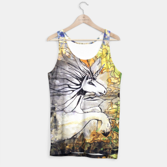 Thumbnail image of Unicorn Breakthrough  Tank Top, Live Heroes