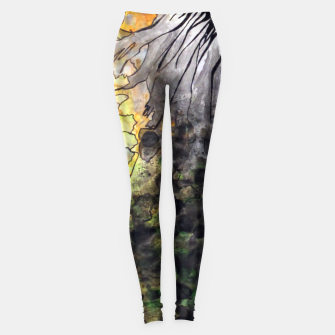 Thumbnail image of Unicorn Breakthrough  Leggings, Live Heroes