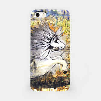 Thumbnail image of Unicorn Breakthrough  iPhone Case, Live Heroes