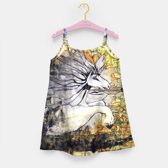 Thumbnail image of Unicorn Breakthrough  Girl's Dress, Live Heroes