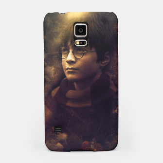 Thumbnail image of Fire Magician Samsung Case, Live Heroes