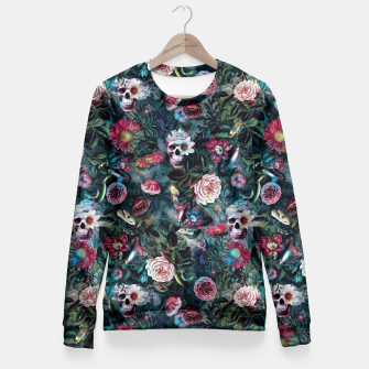 Poisonous Forest Fitted Waist Sweater thumbnail image