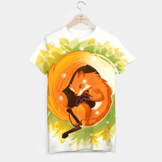 Thumbnail image of The Fox T-shirt, Live Heroes