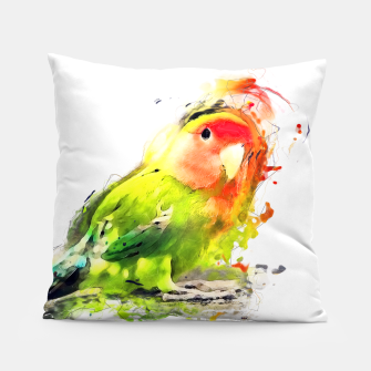 Thumbnail image of lovebird Poduszka, Live Heroes