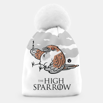 Game of Thrones - The High Sparrow Czapka obraz miniatury
