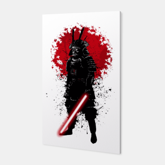 Thumbnail image of Darth Samurai Canvas, Live Heroes
